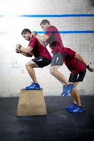 Box Jumps ACL