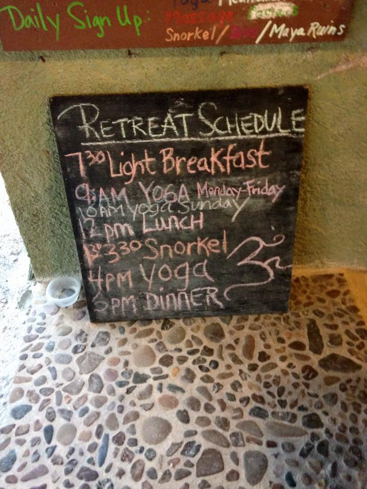 RetreatSchedule