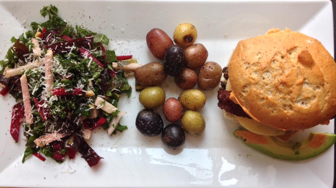 Paleo Burger