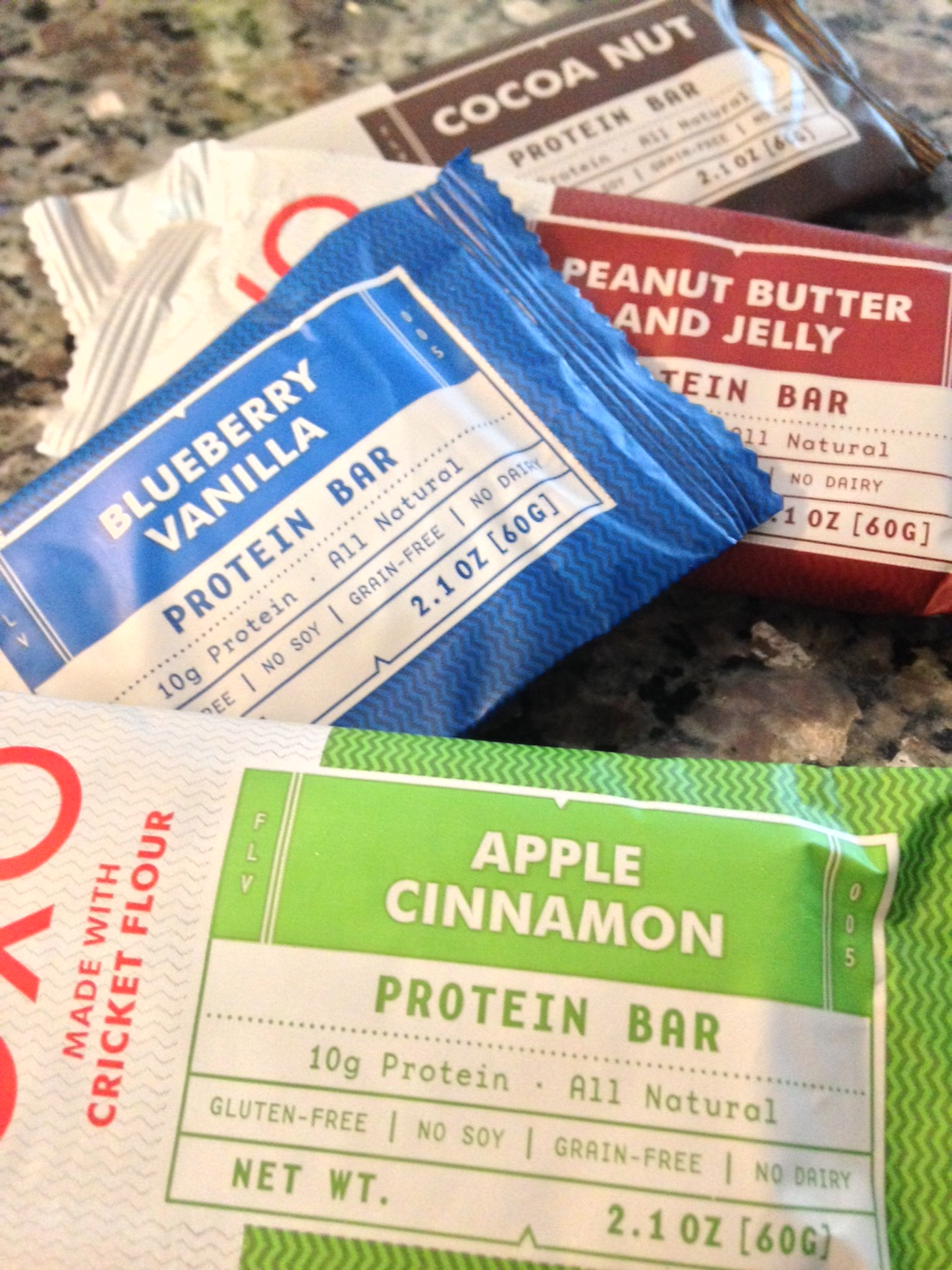 Paleo Protein Bar Review & Giveaway: Exo