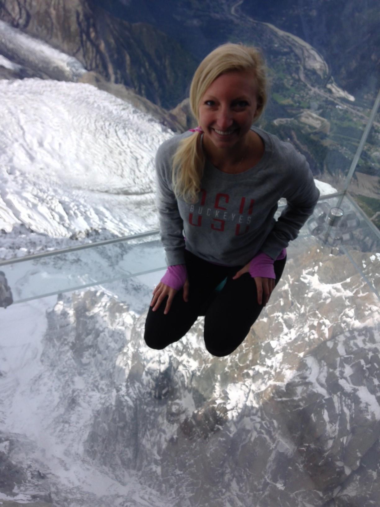 Glass Box Mont Blanc