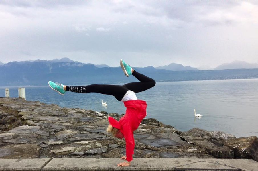 Traveling Yogi: What I did in Lausanne, Switzerland