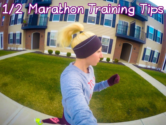 Marathoners in Training