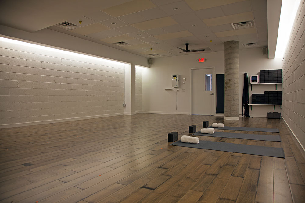 Studio Review: Tangerine Hot Power Yoga in Brooklyn