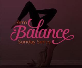 Upcoming Workshops: Arm Balances