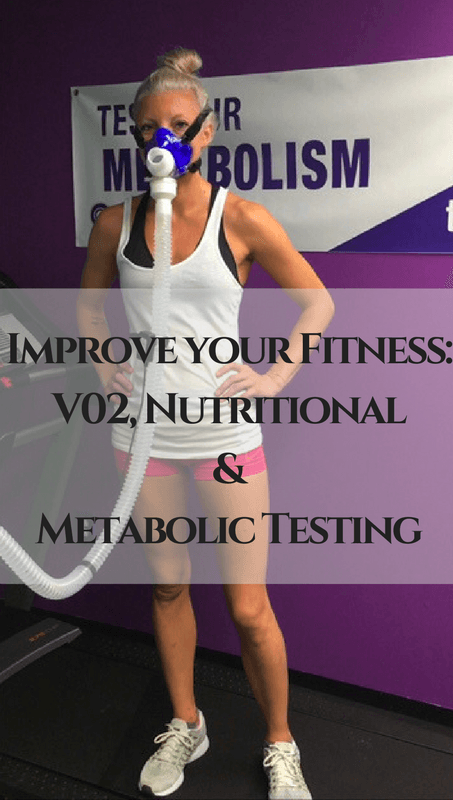 Metabolic, V02 & Nutritional Testing