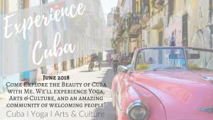 Yoga in Cuba